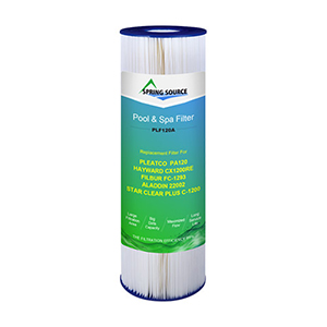 Pool Cartridge Filter for PLEATCO PA120/FILBUR FC-1293/HAYWARD CX1200RE(PLF120A)