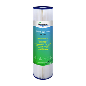 Pool purification systems compatible with PLEATCO PA175