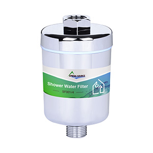 6-Stage Chroline Water Filter for Shower Wholesale Supply Cheap and Fine