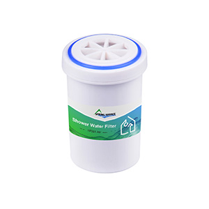 Shower filter cartridge of 6 stage shower filer cartridge replacement (SF001-HF)