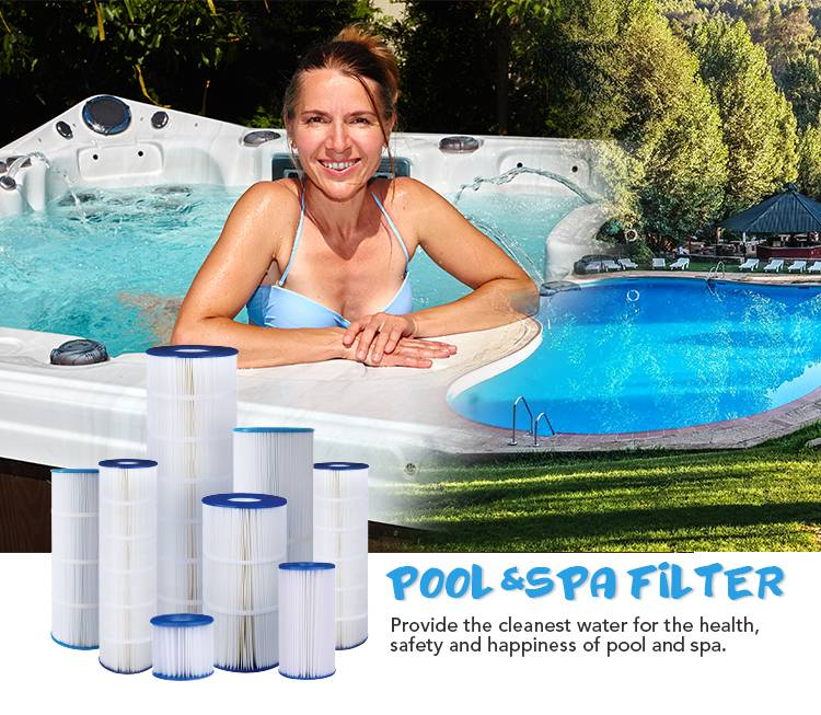 swimming pool filter cartridge