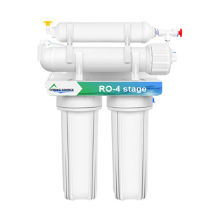 4-Stage 80 100 GPD Under Sink Reverse Osmosis Water Filter Inexpensive Wholesale