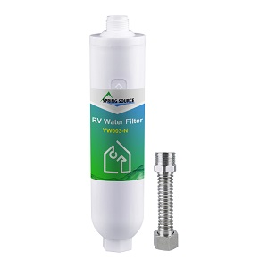 Camco rv water filter for touring car outdoor water purification(YW003-N)