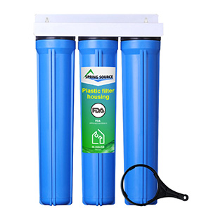 20 inch water filter housing of whole house water filtration(FH-S203)