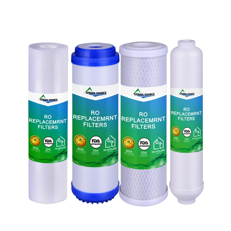 Wholesale RO System Replacement Pre Sediment Filters, Post Carbon Filters in Set