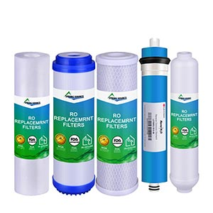 Taste Improved RO Membrane Cartridge for Reverse Osmosis System (5-Stage)