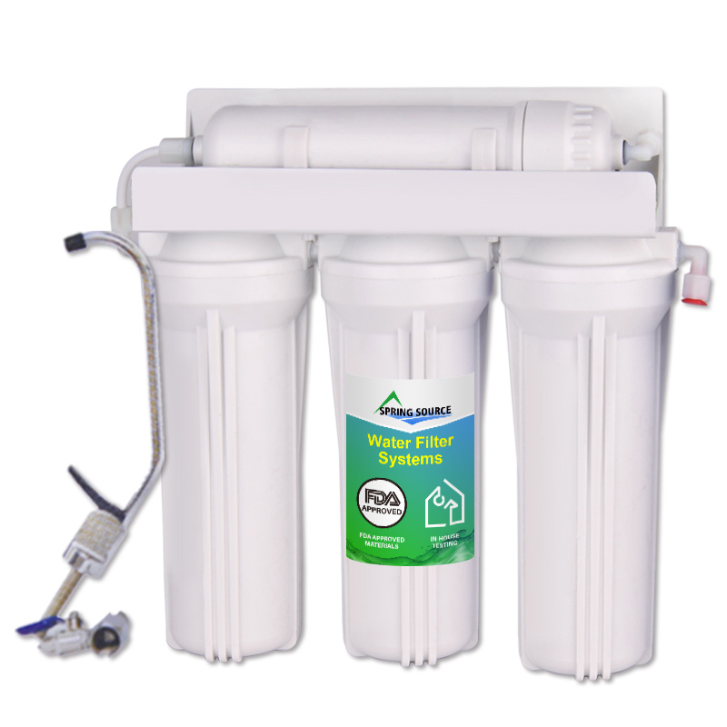 FDA Approved Under Sink Water Filter System Inexpensive Whole Sale Supply