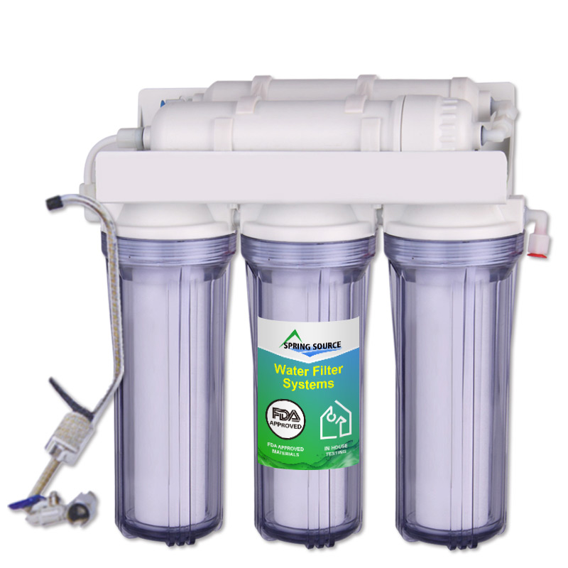 Kitchen Under Sink Water Filter System Tested by FDA Low Price Bulk-Order Supply