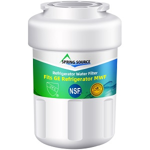 Quality NSF42 Refrigerator Water Filter for GE MWF Inexpensive Pricing (RWF600A)