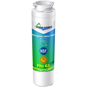 GE fridge water filter compatible for GE brand MSWF (RWF1500A)