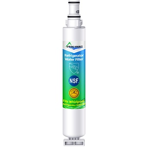 Whirlpool fridge water filter compatible for Whirlpool 4396701 (RWF2000A)