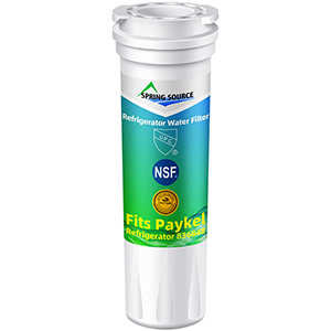 Fisher paykel water filter compatible for Fisher & Paykel 836848 836860 (2400A)