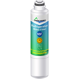 Samsung fridge filter compatible for Samsung DA2900020B(RWF700A)