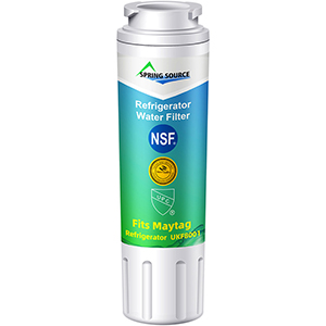 Bulk Inexpensive NSF 42 Refrigerator Water Filter for Maytag UKF8001(RWF900A)