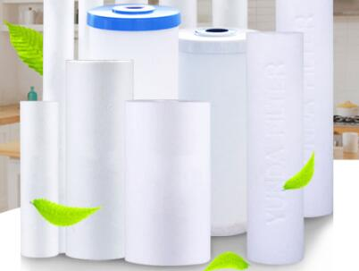 How Many Types PP Water Filter Cartridge Have?