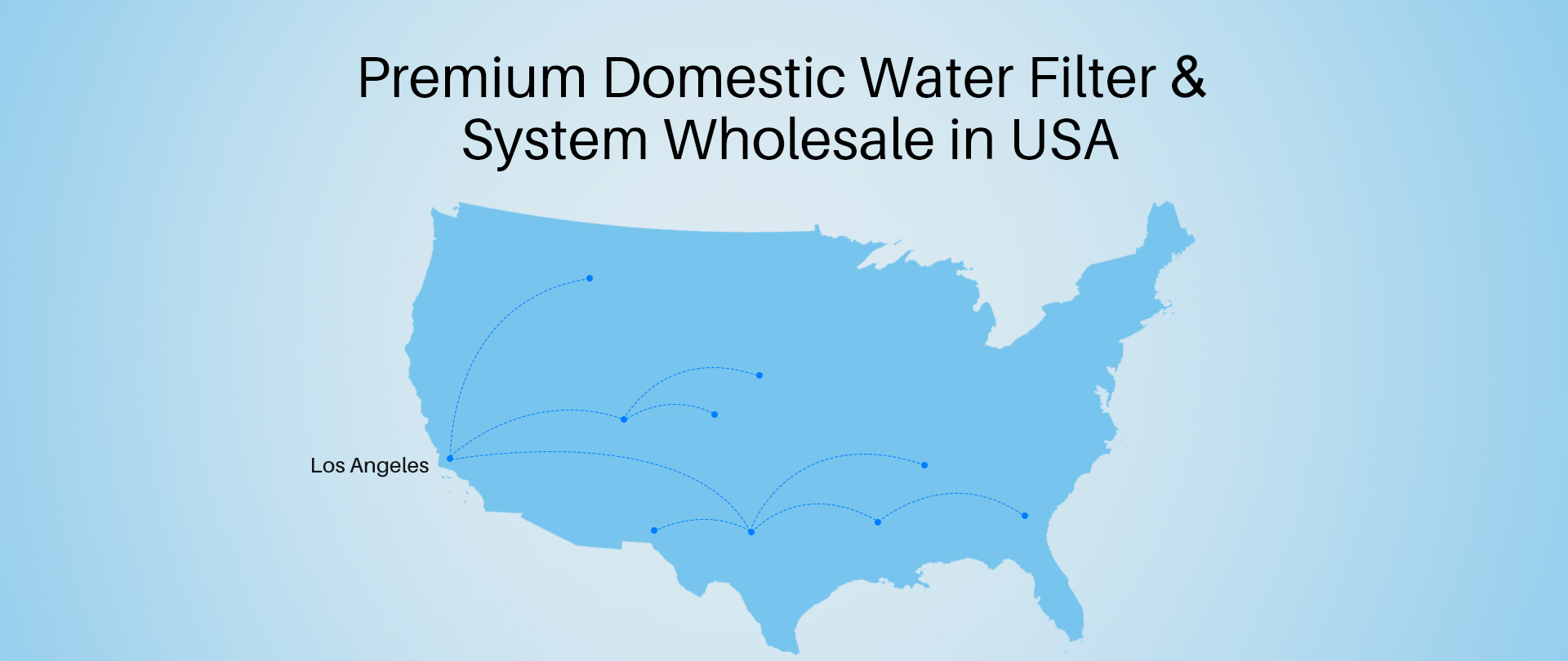 Water Filter Manufacturer in USA