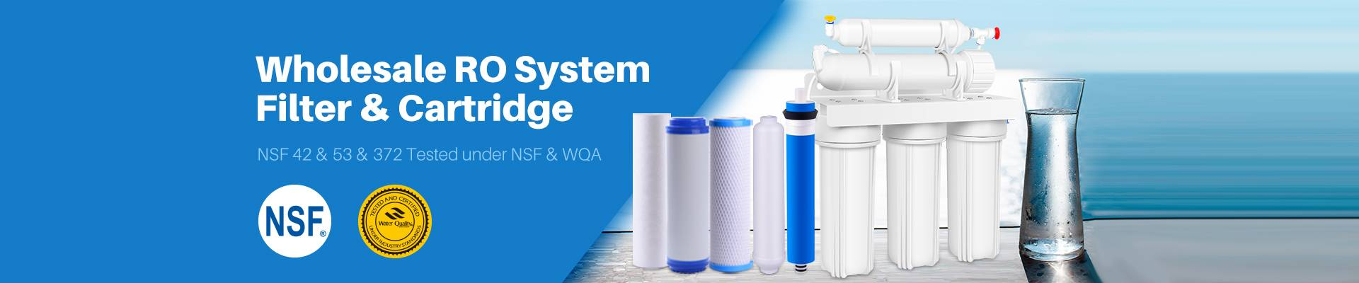 RO Replacement Filter Set