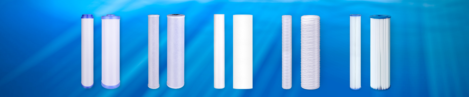 20 inch Water Filter Cartridges