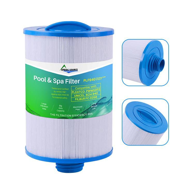 6CH-940, PWW50P3, FC-0359 Replaced Hot Tub Spa Filter for Sellers