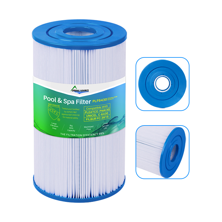 C-6430, PWK30, FC-3915 Replaced Spa Filter Cartridge supply Resell & Batch Sale